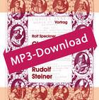 Christian Rosenkreutz und Rudolf Steiner, Audio-MP3-Download