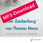 Der Zauberberg von Thomas Mann, Audio-MP3-Download